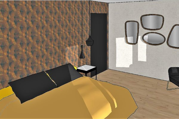 Chambre parentale- CAP COLOR